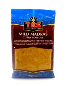 Mild Curry Powder (TRS Mild Madras) | Buy Online at The Asian Cookshop.